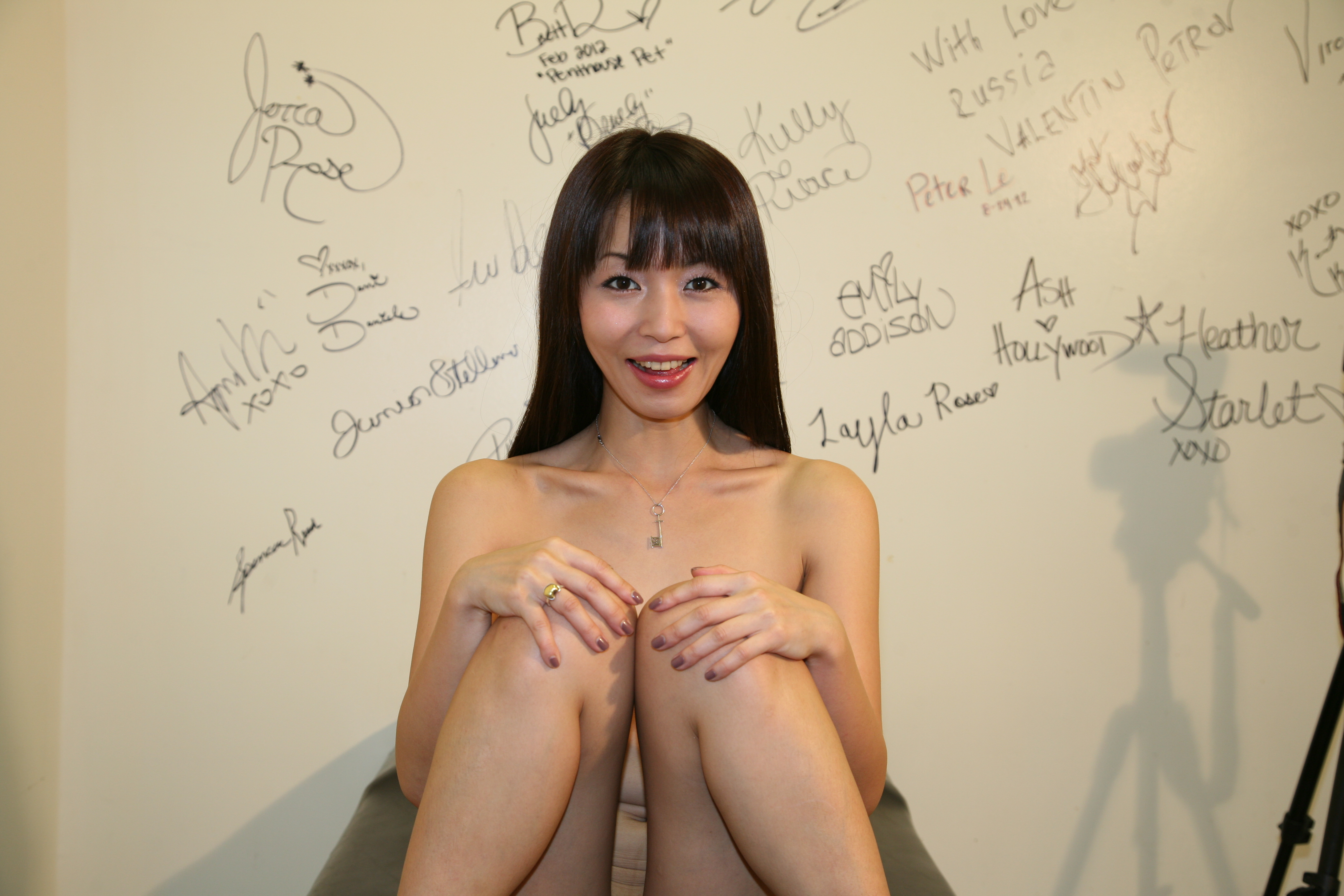 PENTHOUSE.COM Marica Hase We were delighted to have Japanese adult video star Marica Hase in our molding chamber yesterday here at good ol' Topco Sales. She was a joy to work with, ...